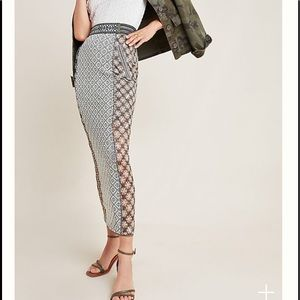 Anthropologie BYRON LARS sz 22 RYAN maxi $325 new